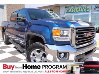Used 2016 GMC Sierra 2500 HD SLE | One Owner, Rear View Camera. for sale in Prince Albert, SK