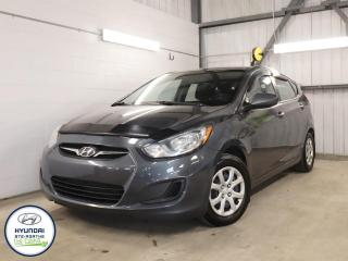 Used 2012 Hyundai Accent 5 portes, manuelle for sale in Val-David, QC
