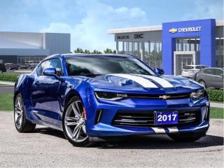 Used 2017 Chevrolet Camaro 1LT for sale in Markham, ON