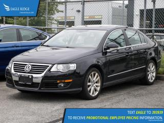 Used 2006 Volkswagen Passat 3.6 for sale in Coquitlam, BC