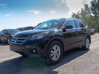 Used 2014 Honda CR-V EX-L AWD CAMÉRA TOIT OUVRANT SIÈGES CHAUFF *CUIR* for sale in Mirabel, QC