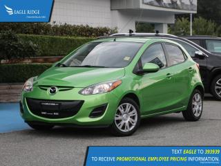 Used 2012 Mazda MAZDA2 GX AM/FM Radio, CD player, A/C for sale in Coquitlam, BC