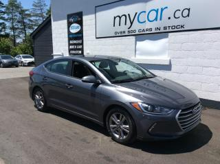 Used 2017 Hyundai Elantra GL HEATED SEATS, ALLOYS, BACKUP CAM!! for sale in Kingston, ON
