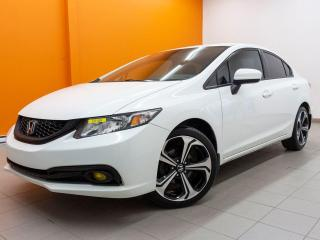 Used 2014 Honda Civic LX AUTOMATIQUE *SIEGES CHAUFF* BLUETOOTH *PROMO for sale in Mirabel, QC