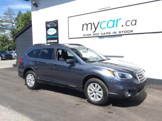 Used 2016 Subaru Outback 2.5i Touring Package SUNROOF, HEATED SEATS, ALLOYS, BACKUP CAM!! for sale in Kingston, ON