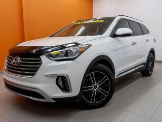 Used 2017 Hyundai Santa Fe XL 7 PLACES *TOIT PANO* NAVI *ALERTES SECURITE* PROMO for sale in Mirabel, QC