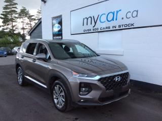 Used 2020 Hyundai Santa Fe Preferred 2.4 HEATED SEATS/WHEEL, BACKUP CAM, MYCAR POWERBUY for sale in Kingston, ON