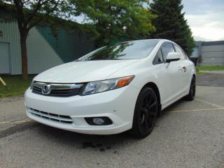 Used 2012 Honda Civic *******TOIT OUVRANT******BEAU LOOK****** for sale in St-Eustache, QC