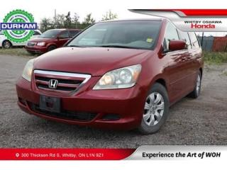 Used 2006 Honda Odyssey 5DR EX for sale in Whitby, ON