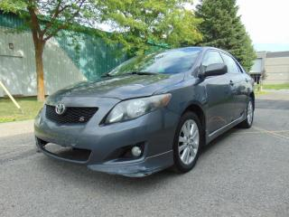 Used 2010 Toyota Corolla *****AUTO******A/C******* for sale in St-Eustache, QC