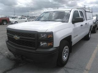 Used 2014 Chevrolet Silverado 1500 Work Truck w/1WT for sale in Waterloo, ON