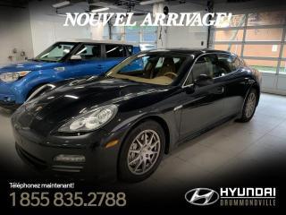 Used 2010 Porsche Panamera 4S AWD + GARANTIE + 67 459 KM + TOIT + N for sale in Drummondville, QC