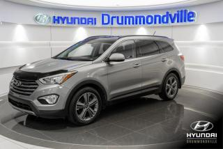 Used 2015 Hyundai Santa Fe XL LIMITED AWD + GARANTIE + TOIT PANO + CAM for sale in Drummondville, QC