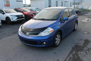 Used 2012 Nissan Versa 5dr HB CVT 1.8 SL for sale in Boucherville, QC