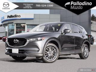 Used 2017 Mazda CX-5 GS - TEST DRIVE AVAILABLE BY APPOINTMENT - NO ACCIDENTS for sale in Sudbury, ON