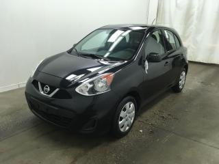 Used 2015 Nissan Micra SV for sale in Waterloo, ON