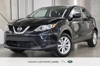 Used 2018 Nissan Qashqai FWD S CVT for sale in Laval, QC