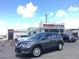 Used 2017 Nissan Rogue 2.99% Financing - REVERSE CAM - HTD SEATS - BLUETOOTH for sale in Oakville, ON