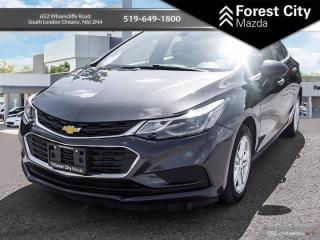 Used 2016 Chevrolet Cruze LT for sale in London, ON