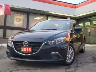 Used 2016 Mazda MAZDA3 GS Navi | Sunroof | Backup Camera | Heated Seats for sale in Waterloo, ON