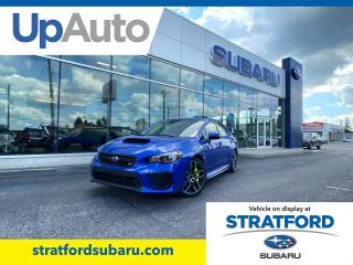 New 2020 Subaru WRX STI for sale in Stratford, ON