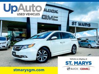 Used 2017 Honda Odyssey Touring for sale in St. Marys, ON