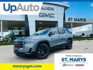 New 2020 GMC Acadia AT4 AWD for sale in St. Marys, ON