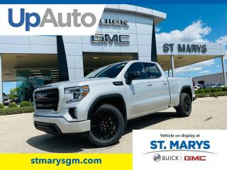 New 2020 GMC Sierra 1500 ELEVATION for sale in St. Marys, ON