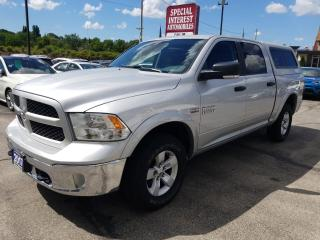 Used 2017 RAM 1500 SLT OUTDOORSMAN !! BLUE TOOTH !!  REAR CAMERA !! for sale in Cambridge, ON