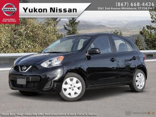 New 2019 Nissan Micra SV for sale in Whitehorse, YT