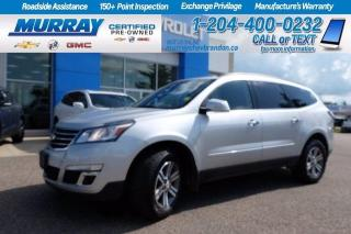 Used 2016 Chevrolet Traverse AWD*7 Passenger* New Tires* Remote Start* Backup C for sale in Brandon, MB