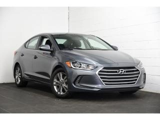 Used 2018 Hyundai Elantra GL Auto BAS MILLAGE DETECTEUR D'ANGLE MORT for sale in Brossard, QC