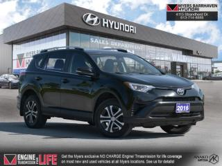 Used 2016 Toyota RAV4 LE  - Bluetooth - $135 B/W for sale in Nepean, ON