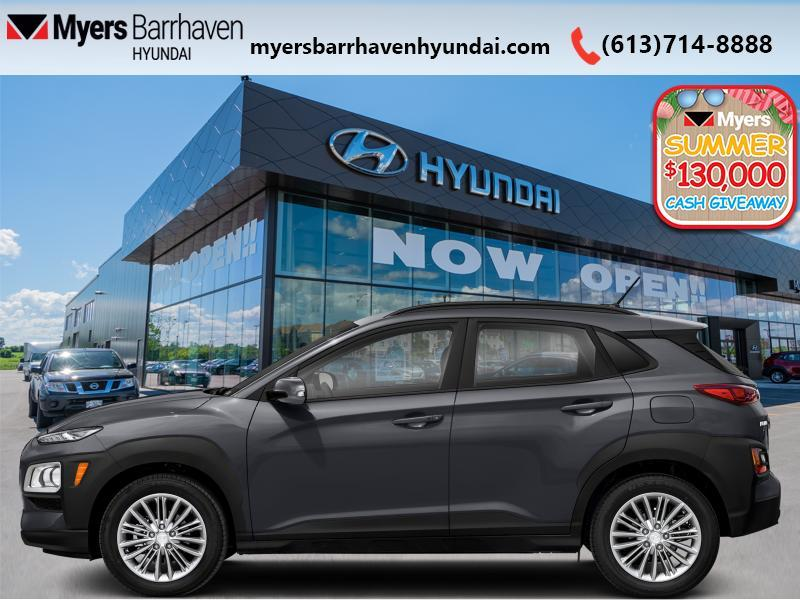 used 2020 hyundai kona 2.0l luxury awd - leather seats - 188 b w for sale in nepean, ontario carpages.ca