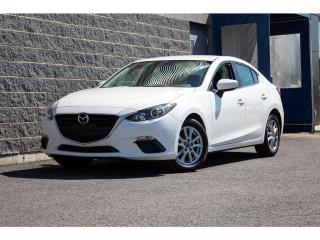 Used 2016 Mazda MAZDA3 Auto MAGS BACK UP CAM AC for sale in Brossard, QC