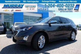 Used 2019 Chevrolet Equinox Heated/Cooled Leather Seats* Heated Steering*Surro for sale in Brandon, MB