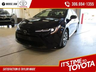 New 2021 Toyota Corolla Hybrid w/Li Battery Hybrid for sale in Moose Jaw, SK