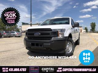 New 2020 Ford F-150 XL for sale in Winnipeg, MB