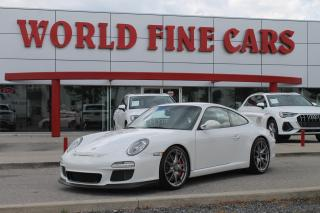 Used 2010 Porsche 911 GT3 | *RARE* | 6-Spd/430 HP! | Accident Free! for sale in Etobicoke, ON