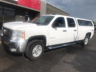 Used 2009 Chevrolet Silverado 2500 4WD CREW CAB LT for sale in Châteauguay, QC