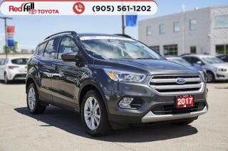 Used 2017 Ford Escape SE for sale in Hamilton, ON