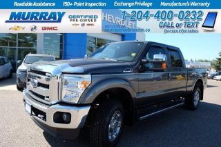 Used 2016 Ford F-250 Super Duty SRW 6.2 V8* New Tires* Heated/Cooled Leather Ft* Heate for sale in Brandon, MB