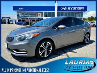 Used 2016 Kia Forte EX Auto for sale in Port Hope, ON