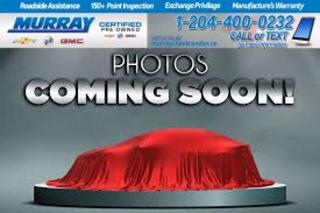 Used 2015 Chevrolet Trax LT for sale in Brandon, MB