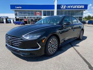 New 2020 Hyundai Sonata Hybrid Ultimate Auto w/ Free Snow Tires! for sale in Port Hope, ON
