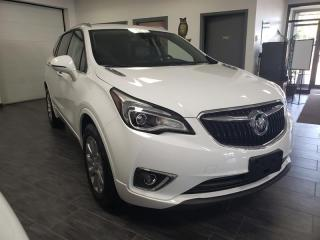 Used 2020 Buick Envision Awd Essence for sale in Châteauguay, QC