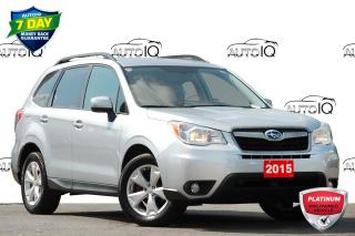 Used 2015 Subaru Forester 2.5i Convenience Package 2.5I CONVIENCE | AWD | LOW KMs for sale in Kitchener, ON