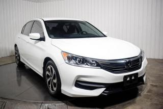 Used 2017 Honda Accord LX A/C MAGS CAMERA DE RECUL for sale in St-Hubert, QC