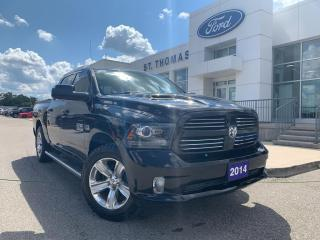 Used 2014 RAM 1500 SPORT RAM 1500 for sale in St Thomas, ON
