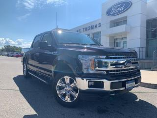 Used 2018 Ford F-150 XLT XTR for sale in St Thomas, ON